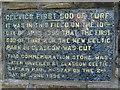 B7720 : Commemoration stone, Mullaghduff by Kenneth  Allen