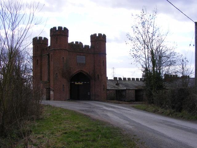Sundorne Castle View
