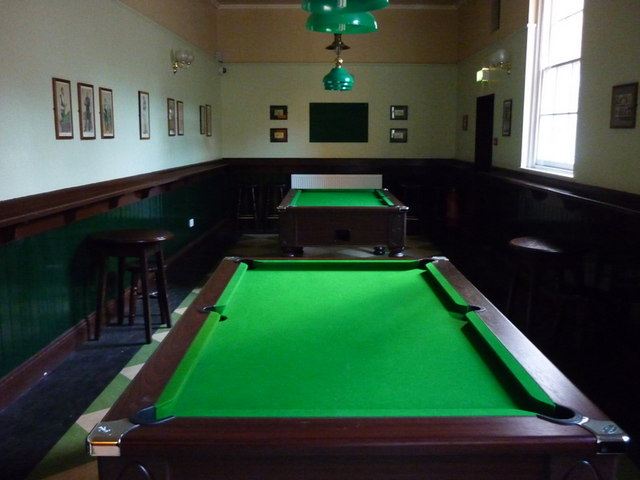 The Pool Room At Ye Olde Blue Bell A 169 Ian S