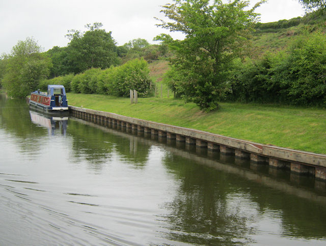 Barnton Cut Moorings