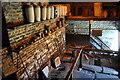 SK3281 : Abbeydale Industrial Hamlet - Crucible Furnaces by Ashley Dace