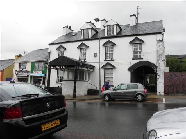 Sweeney's Hotel, Dungloe