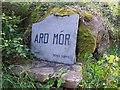 B7919 : Ard Mór, Annagry by Kenneth  Allen