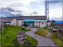 SH7683 : Great Orme Country Park Visitor Centre by David Dixon