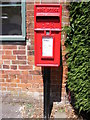 TG0329 : The Street Postbox by Geographer