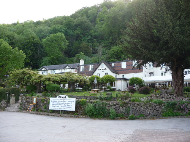 the royal lodge hotel at symonds yat 169 jeremy bolwell