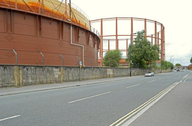 Britannia Road, Northam, Southampton