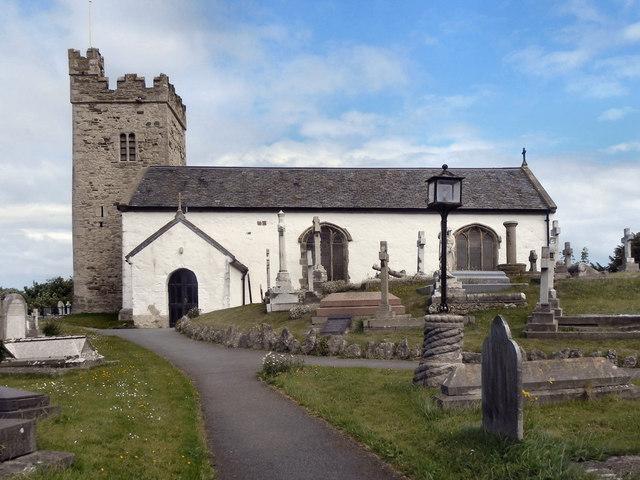 St Trillo's Church, Llandrillo-yn-Rhos
