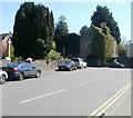 SO3700 : Grade I listed Priory Gatehouse, Usk by Jaggery