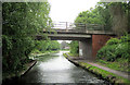 SJ5582 : New Norton Townfield Bridge 73 by Mike Todd