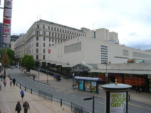 The Priory Courts, Bull Street, Birmingham