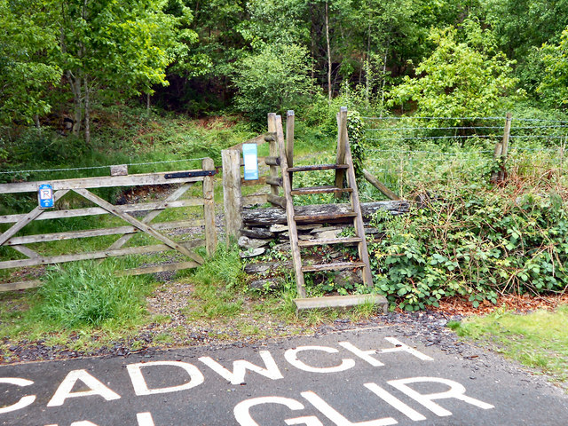 Stile and Path