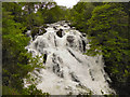 SH7657 : Rhaeadr Ewynnol (Swallow Falls) by David Dixon