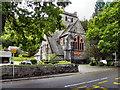 SH7956 : St Mary's Church, Betws-y-Coed by David Dixon