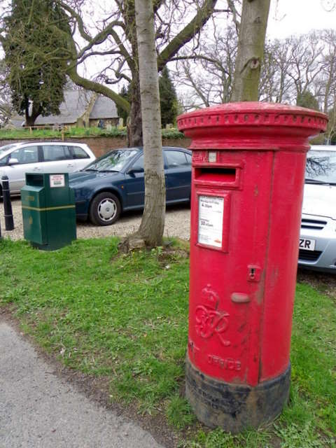 Postbox, Great Smeaton
