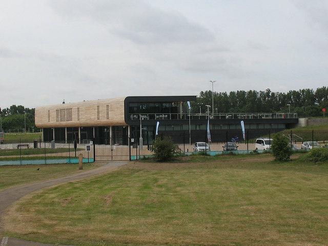 Olympic aquatics centre, Lee Valley