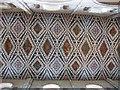 TL3800 : Waltham Abbey church: Zodiac ceiling by Stephen Craven