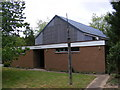 TM3050 : Bromeswell Village Hall by Adrian Cable