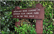 J2766 : Sign, Aberdelghy, Lambeg by Albert Bridge