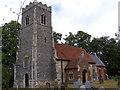 TM3050 : St.Edmund Church,Bromeswell by Geographer