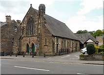 SK2168 : Bakewell Wesley Methodist Church by Gerald England
