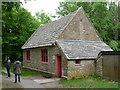 SY8880 : Tyneham: the schoolroom by Chris Downer