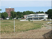 TQ3770 : Kent County Cricket Club, Beckenham by Malc McDonald