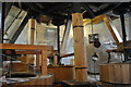 TF1443 : Heckington Windmill - Stones by Ashley Dace