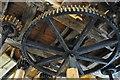 TF1443 : Heckington Windmill - Great Spur Wheel by Ashley Dace