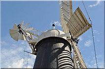 TF1443 : Heckington Windmill by Ashley Dace