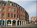 SO8555 : Job Centre Plus, Worcester by Philip Halling