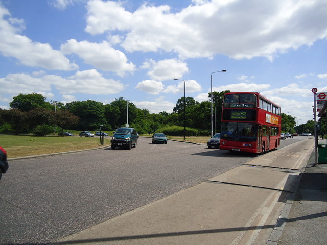 Whipps Cross roundabout