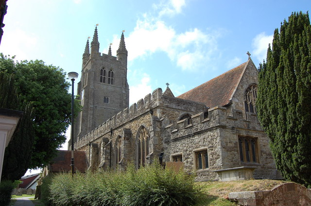 St Mildred's Church, Tenterden