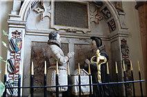 TQ8833 : Whitfield Memorial, Tenterden Church by Julian P Guffogg