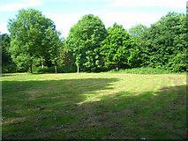 SU7451 : Picnic area - Colt Hill by Sandy B