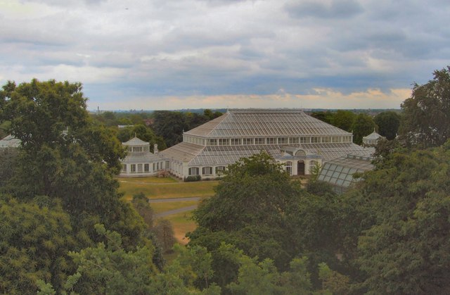 Temperate House - Kew