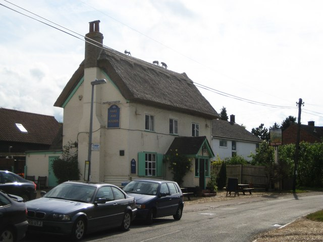 Harlton: The Hare and Hounds