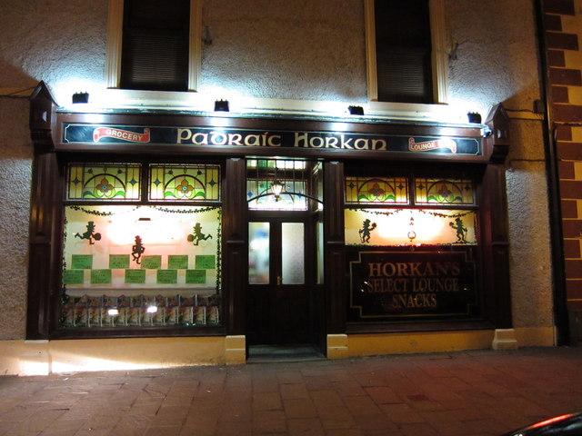 Padraic Horkan's Grocer's & Lounge Bar