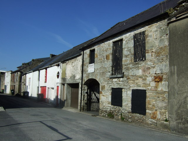 Pound Lane, rear of Market Street, Swinford