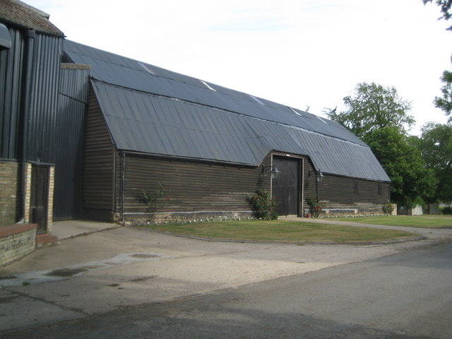 Harlton: Manor Farm Barn