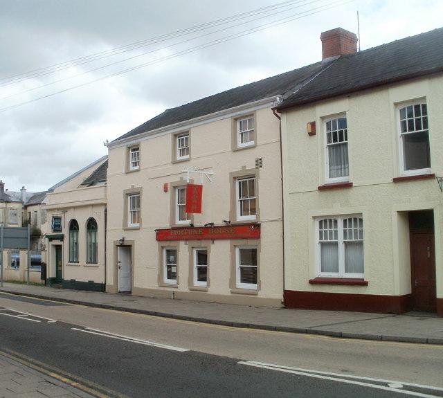Fortune House, Carmarthen