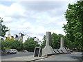 TQ3176 : Akerman Road, SW9 by Malc McDonald