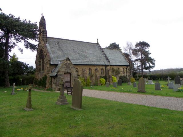 All Saints Church, Worsall