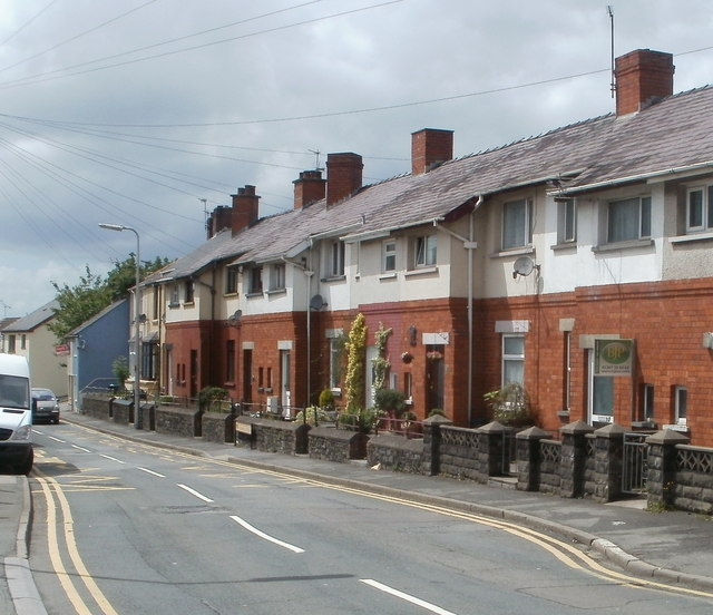 Richmond Cottages, Carmarthen