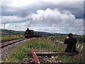 R1128 : Steam train approaching Abbeyfeale by The Carlisle Kid