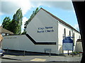 SP0578 : Kings Norton Baptist Church by Roy Hughes