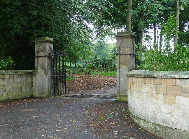 Gates, Eachwick