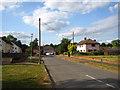 TM2750 : Hall Farm Road by Chris Holifield