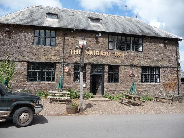 The Skirrid Inn, Llanfihangel Crucorney