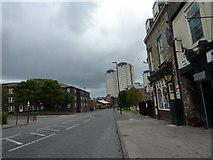 NZ4057 : High Street East, Sunderland by Alexander P Kapp